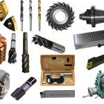 Сверла, фрезы, метчики, мерительный инструмент, оснастка, средства индивидуальной защиты